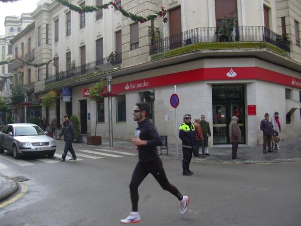 Mi paso por las 8 puertas, camino del Paseo de Linarejos