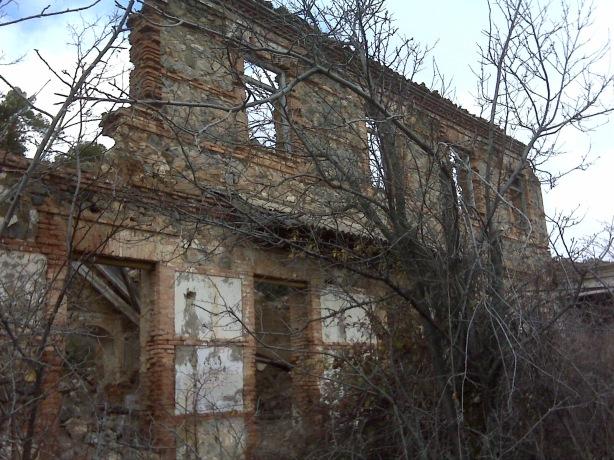 Ruinas del Sanatorio