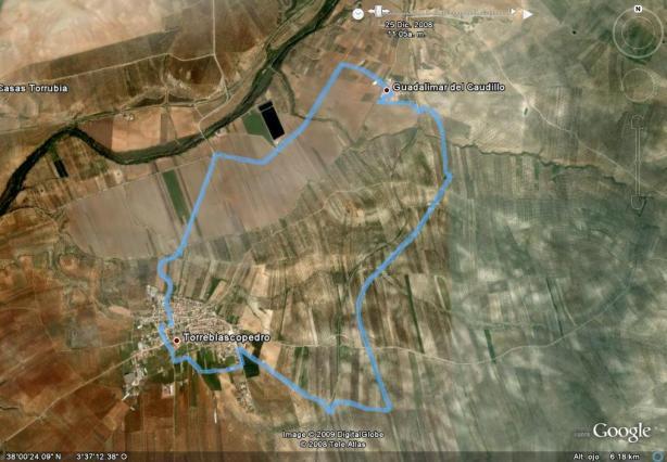 Ruta de la Via Verde del Guadalimar